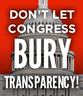 Congress Bury Transparency