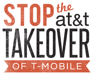 Stop the ATT Takeover of Tmobile